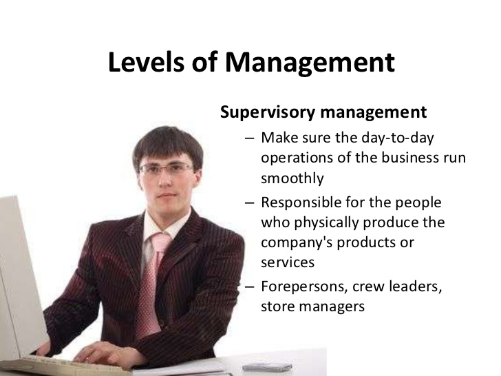 training supervisory management