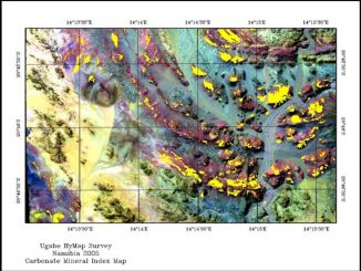 Geology Mapping and Mining Exploration